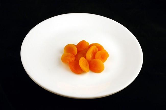 Курага — 83 г диета, еда, калории