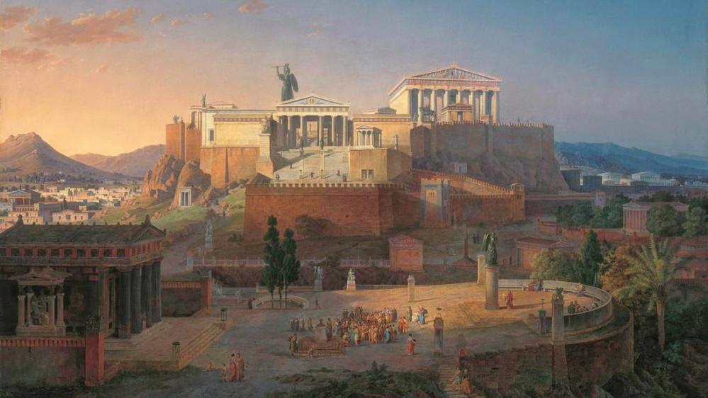 Великие учёные древности, которые могли бы кардинально изменить мир древняя греция, история, учёные