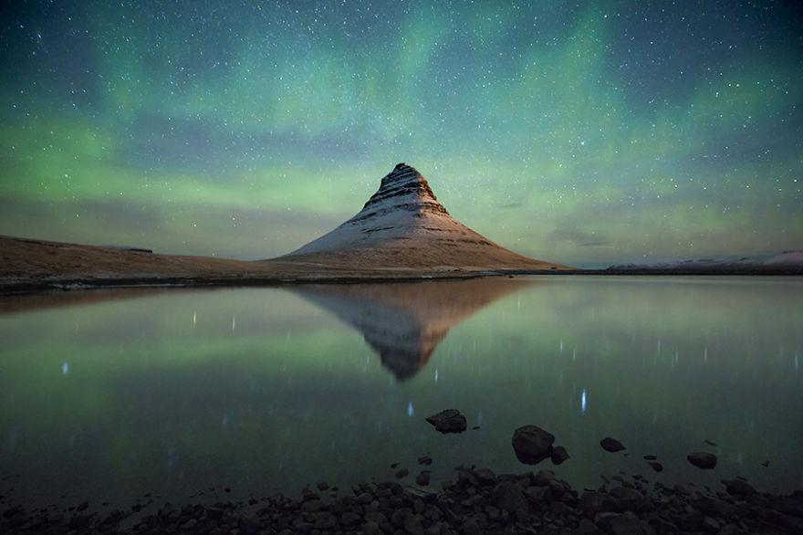 Звездное море  исландия, путешествие