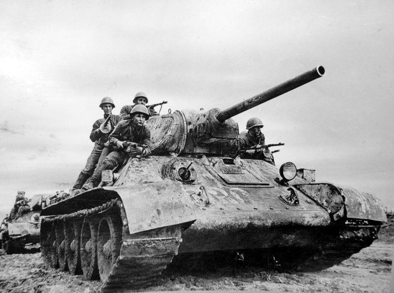 какие танки участвовали великой отечественой войне Аллегрова (фото
