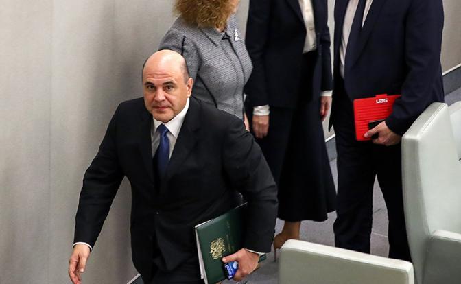 Путин сразу подвел под отставку правительство Мишустина