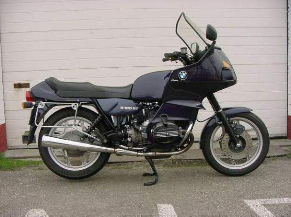 BMW R100RT Boxer
