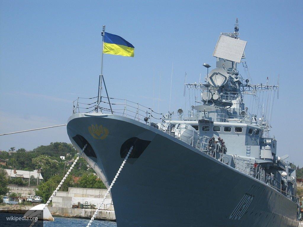 В Киеве заявили о необходимости минирования Азовского моря