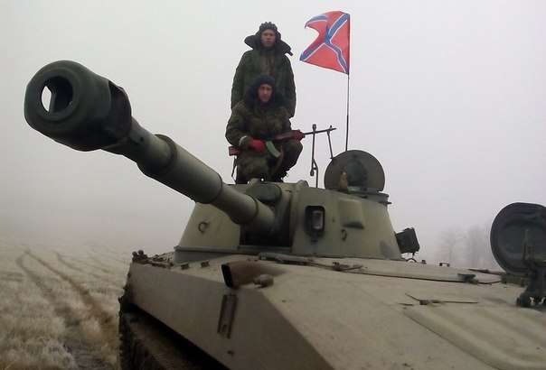 Новороссия. Донецк отбился. Что это было