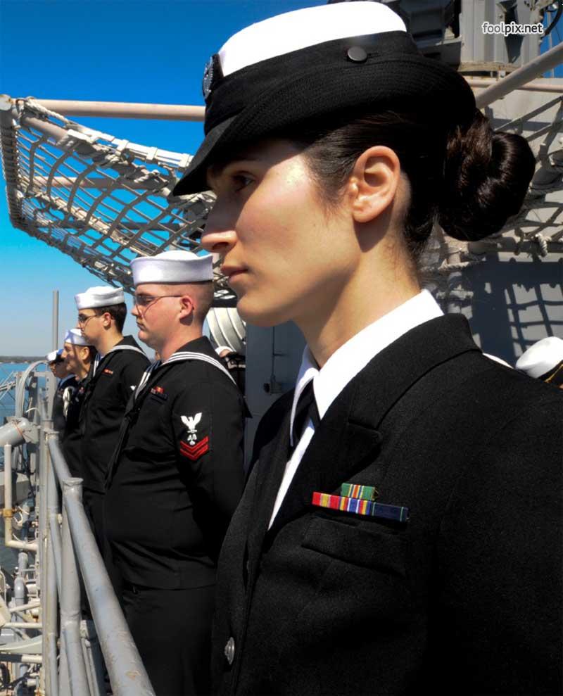 Девушки на службе в армии фото 44