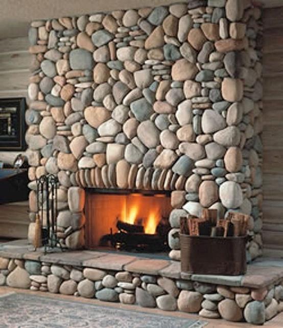Применение камня в декоре