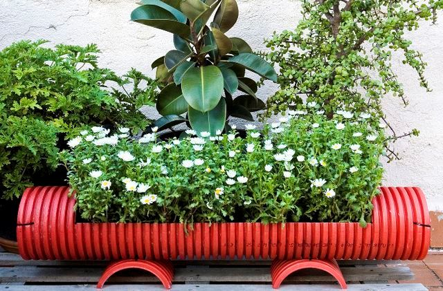 Использование растительного мусора и остатков на даче