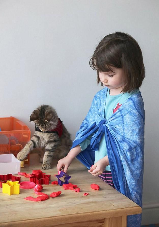 IrisandThula16 Как кошка Тула помогает девочке с аутизмом