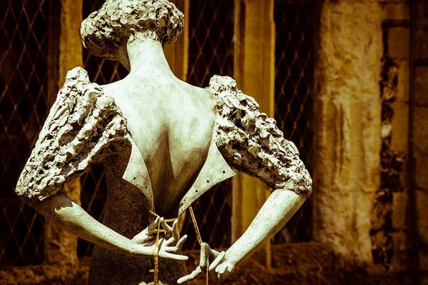 Скульптура из бронзы Филипа Джексона (Philip Jackson)