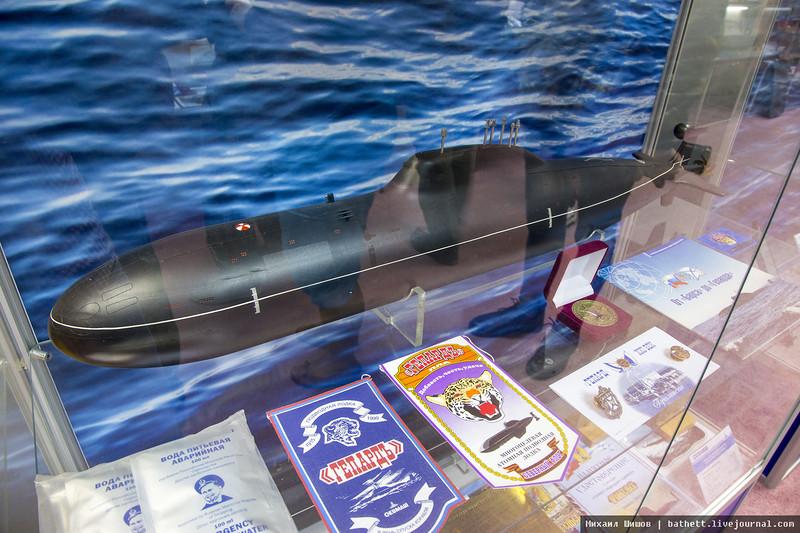 секреты. подводные лодки
