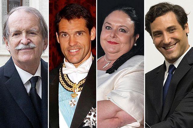 Бурбоны, Наполеоны и Романовы XXI века. Как сейчас живут монархи без тронов