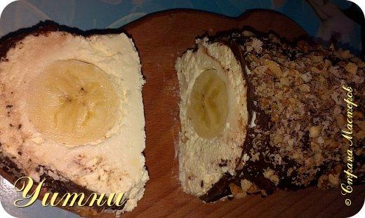 Кулинария Мастер-класс Рецепт кулинарный Банан под шубкой +МК Продукты пищевые фото 2