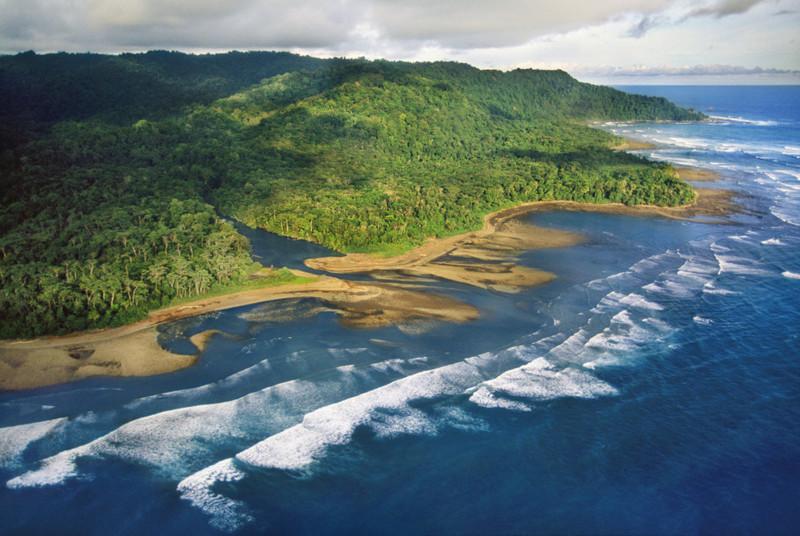2. Полуостров Оса, Коста-Рика вай фай, интернет, отдых
