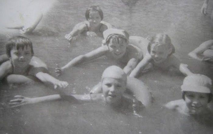 голые в лагере фото