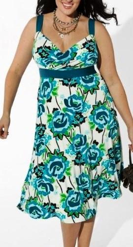 Красивые сарафаны для девушек и женщин размера плюс