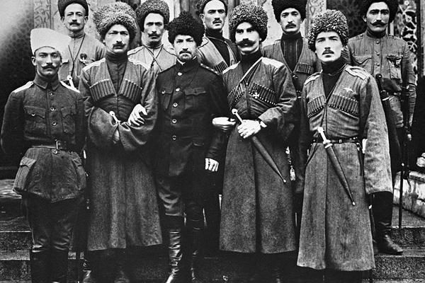 Дикая доблесть Кавказа