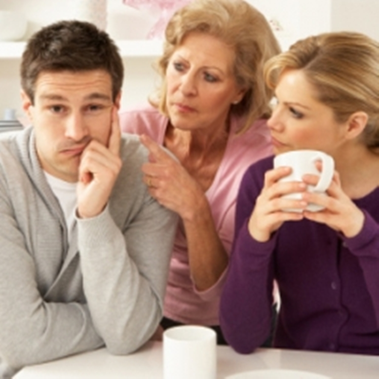 Когда сын... женится! Как принять и понять?