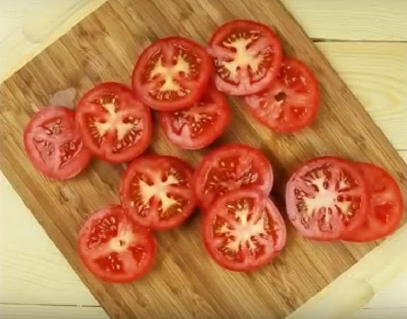 Как приготовить помидоры по-корейски