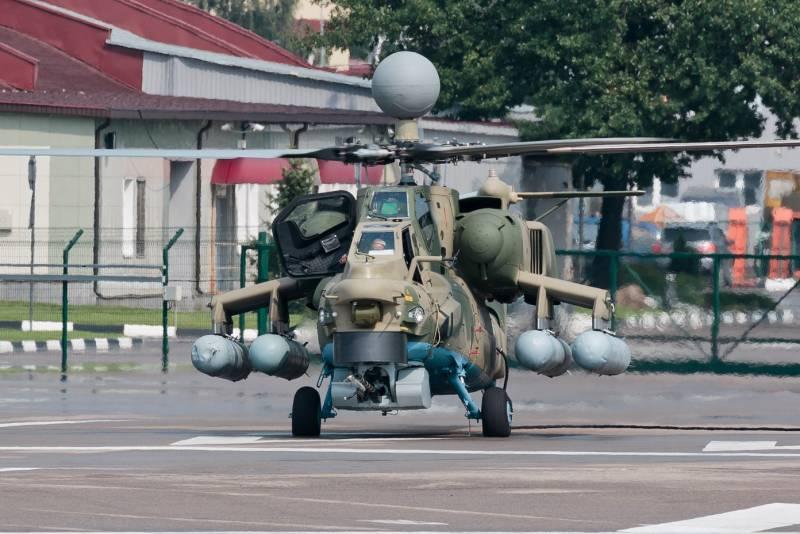 Борьба с ветряными мельницами. Россия может отказаться от самого совершенного ударного вертолёта