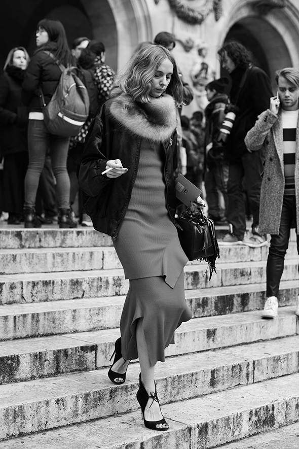 On the Street…Steps of the P…