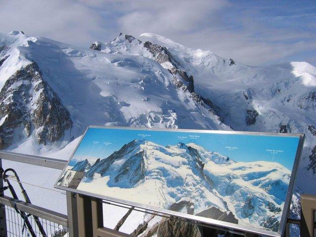 Шамони: старейший горнолыжный курорт и снежный рай