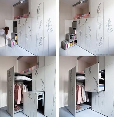 Крошечная квартира 8 кв м, где есть все необходимое...