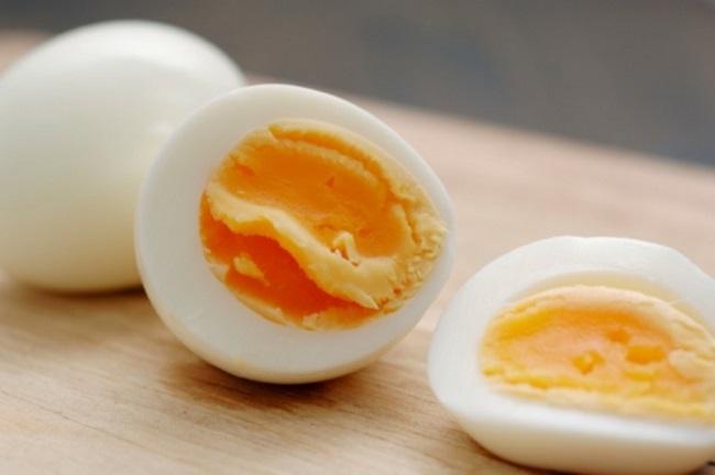 отварные яйца