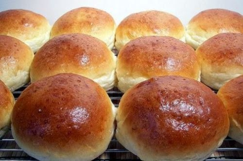 4 рецепта самых быстрых булочек