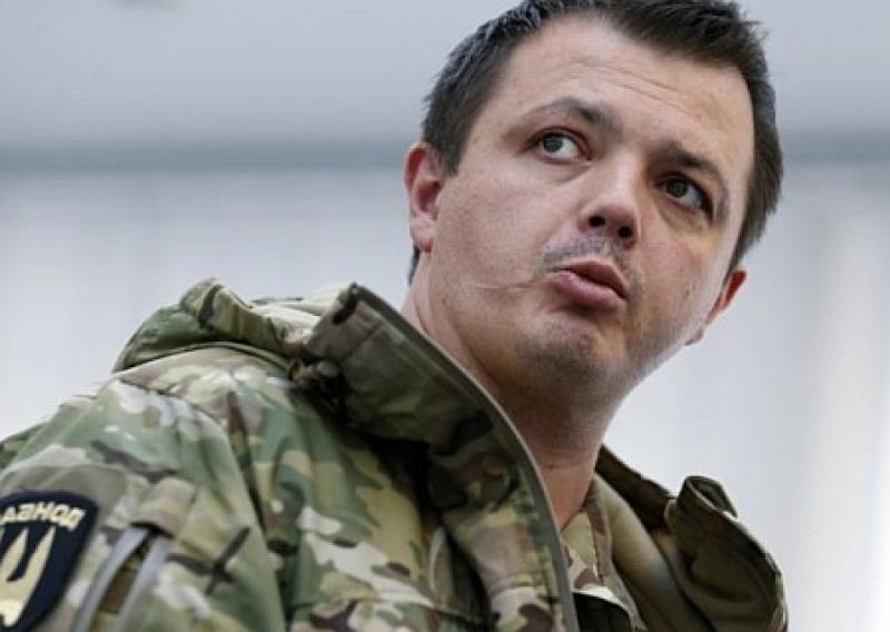 Семенченко призвал арестовыв…