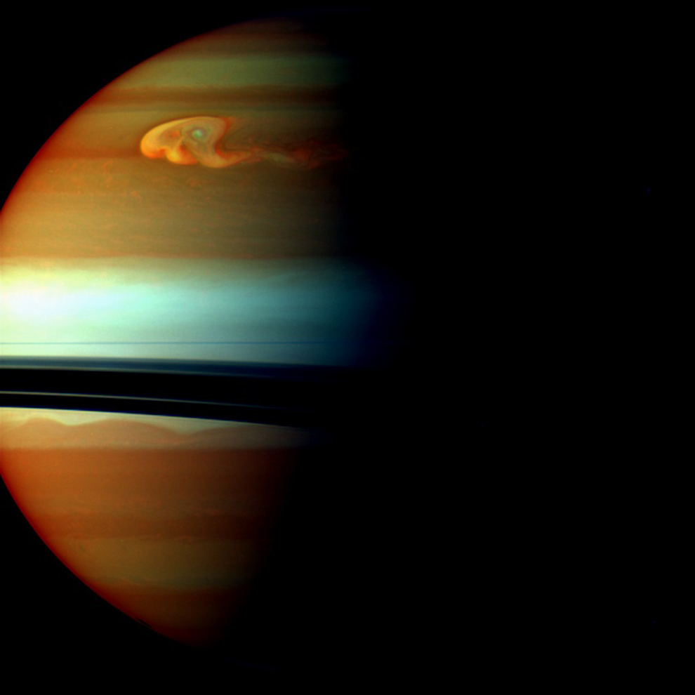 419 Система Сатурна