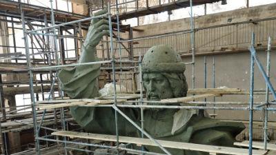 Мэрия Москвы все-таки не будет устанавливать памятник князю Владимиру на Воробьевых горах