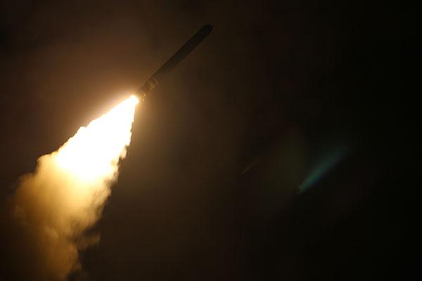СМИ обвинили США в применении белого фосфора при ударе по Сирии
