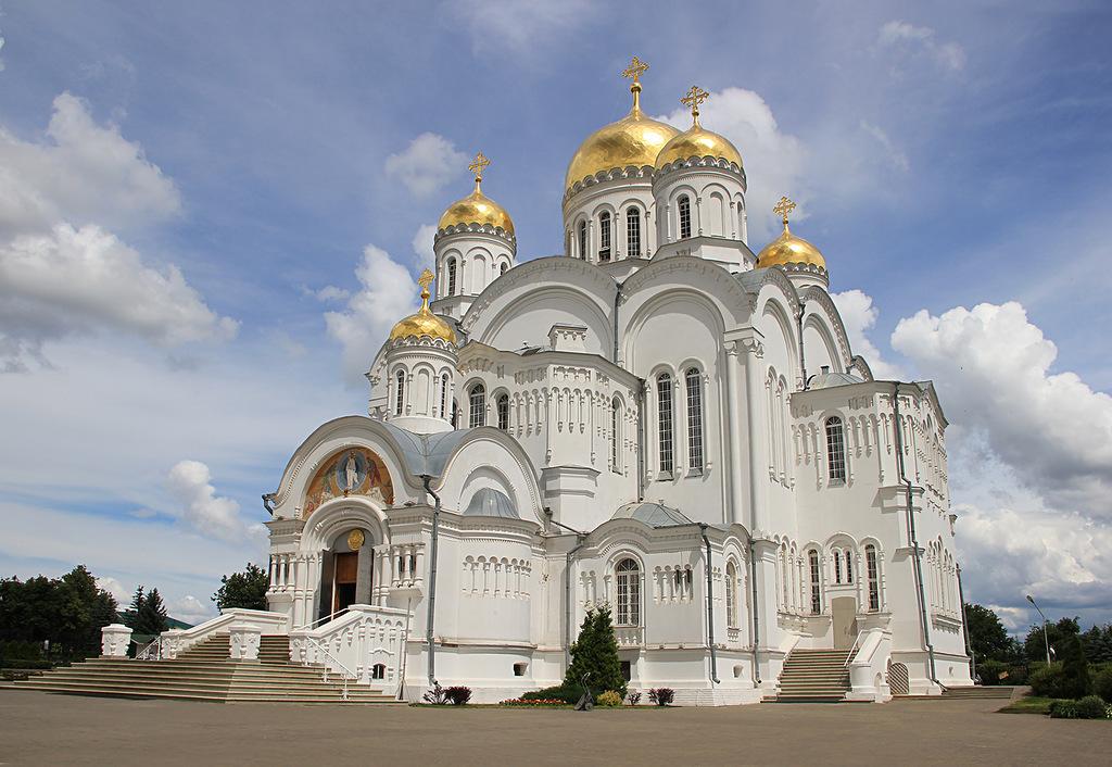 Россия, Женский Дивеевский монастырь
