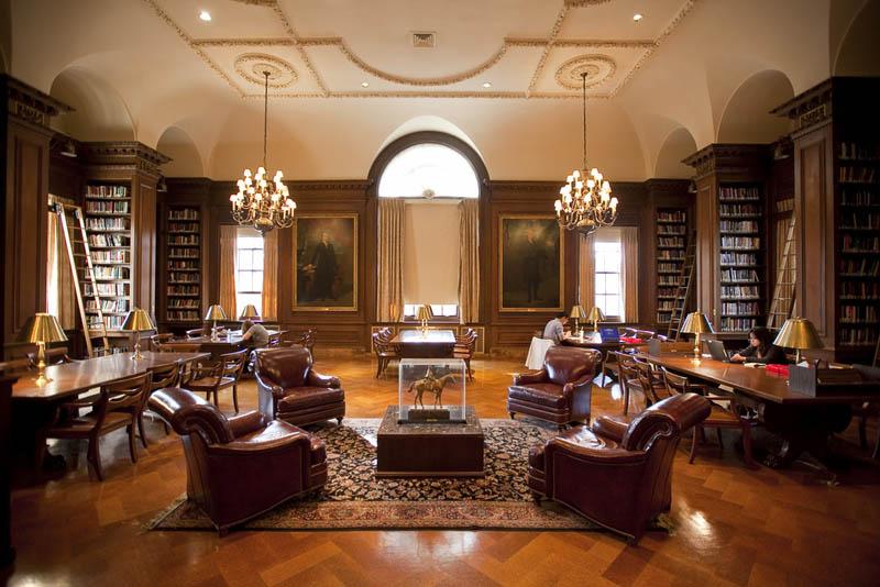 2108 15 самых красивых библиотек мира