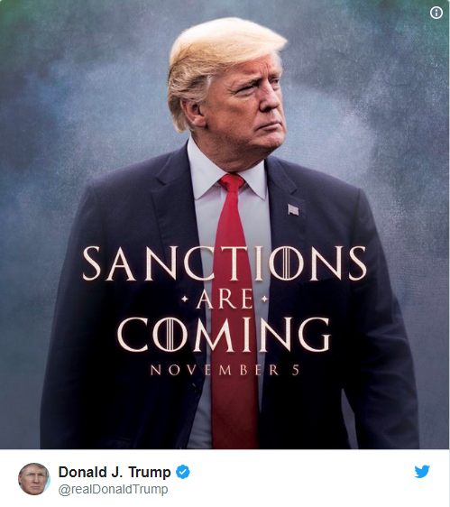 HBO возмутились твитом Трамп…