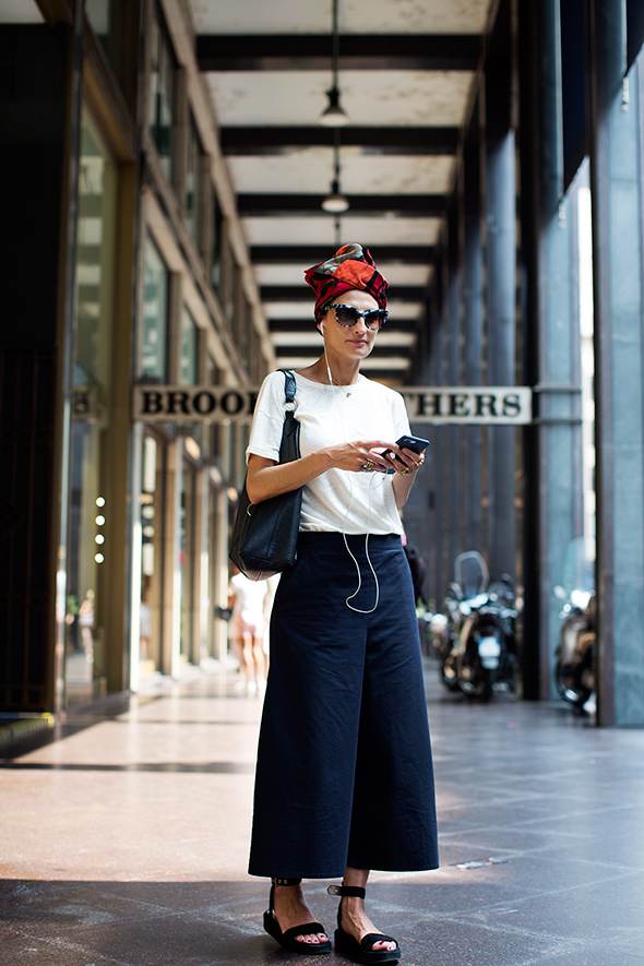 On the Street…Via San Pietro All'Orto, Milan