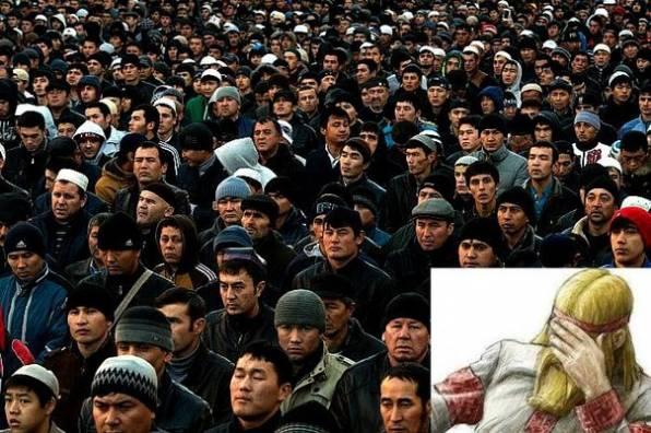 20 миллионов мигрантов не нужны России