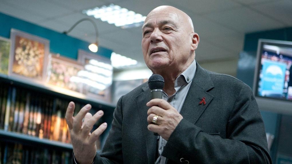 Познер — о выборах губернатора: Екатеринбургу надо было выйти на улицы