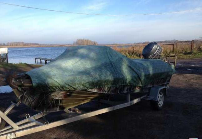 копачевский лодки