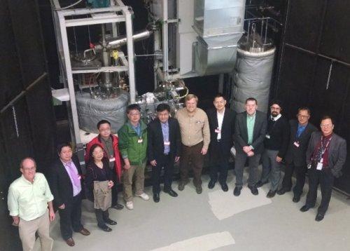 Лабораторный реактор Ок-Ридж