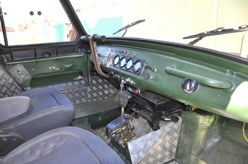 Самодельный гусеничный вездеход с двигателем от Mazda
