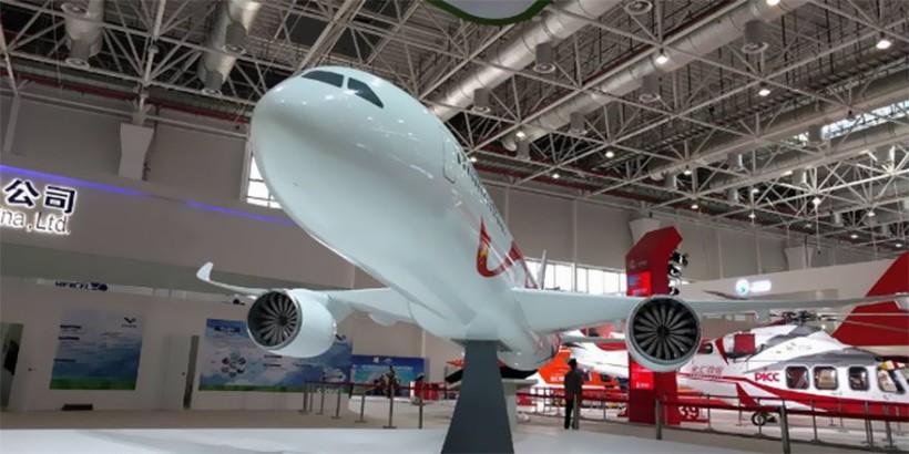 Российско-китайский самолёт CR929 увеличился в размерах