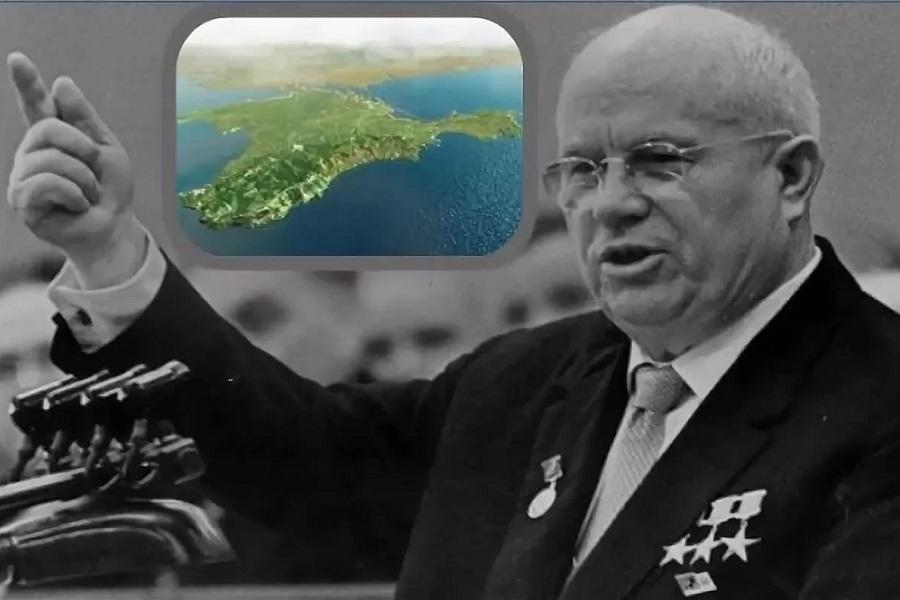 «Де-юре Таврида входила в состав Украины незаконно»