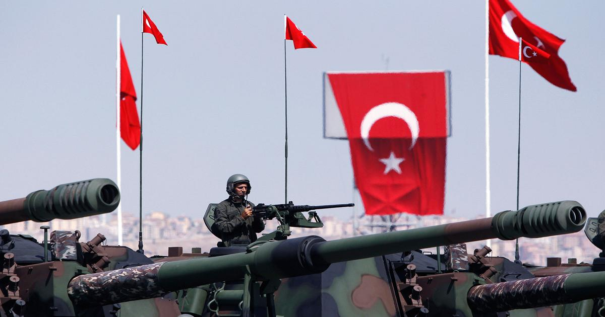 Турция разместит постоянную военную базу в районе Башика иракской провинции Мосул, где турецкие военнослужащие тренируют бойцов иракских курдов