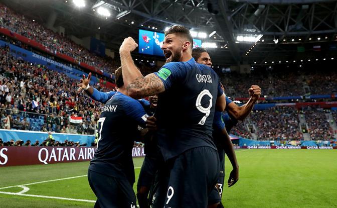 ЧМ-2018: Золотой матч Франция – Хорватия