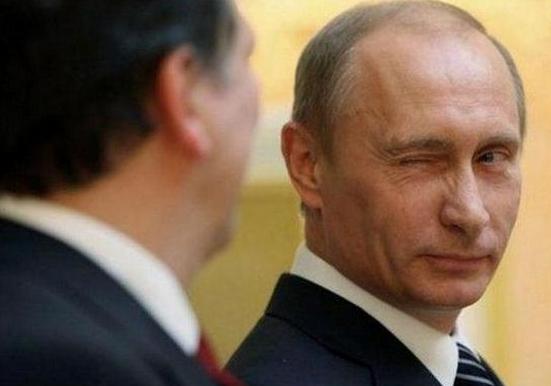 Ай да Путин, ай да...