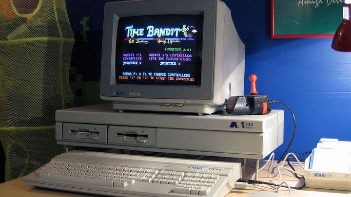 Компьютеры 90-х, как это было