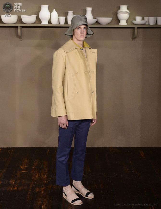 Слишком «высокая» мужская мода