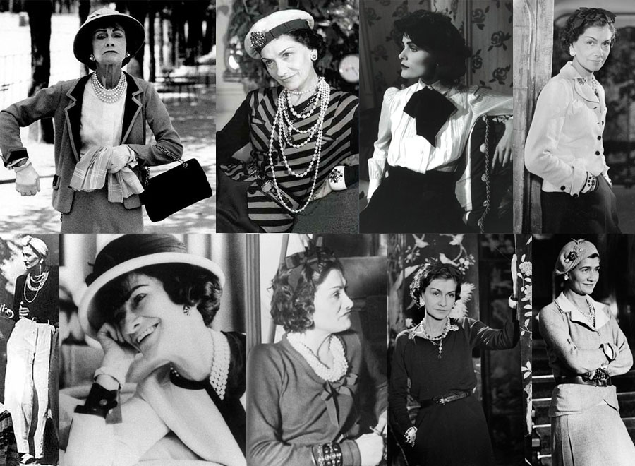 coco chanel s influence on the apparel Gabrielle coco chanel of corsets and bustles and created a fashion revolution that would influence every designer that loved wearing men's clothing.