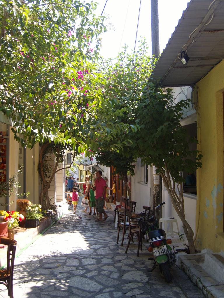 ГОРОД ПАРГА (PARGA, GREECE)